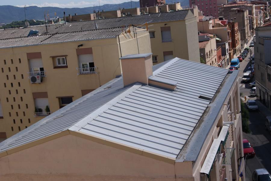 Cubiertas y tejados pluvialtex - Tejados y cubiertas ...