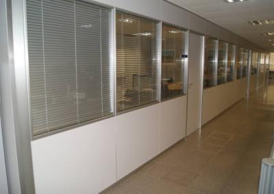 Oficinas aluminio